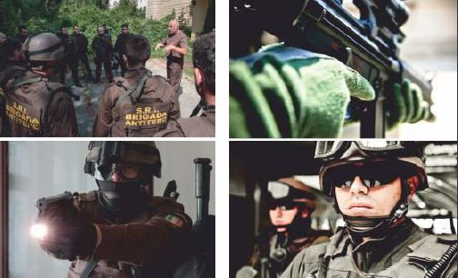 Brigada Antiteroristă este departamentul care asigură intervenţia antiteroristă - contrateroristă la nivel naţional.