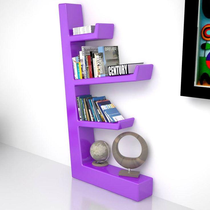 AUSTEN Bookshelf by ZAD design - design Susanna Caruso (made in Adamantx®)