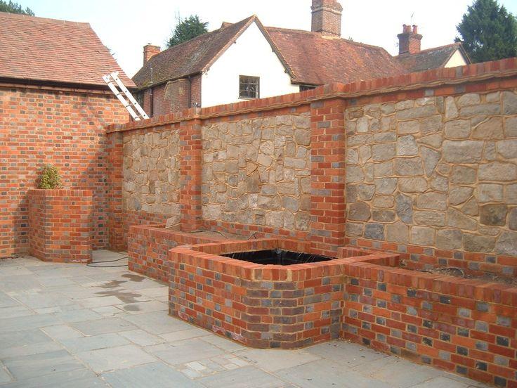 Best 25+ Brick Planter Ideas On Pinterest