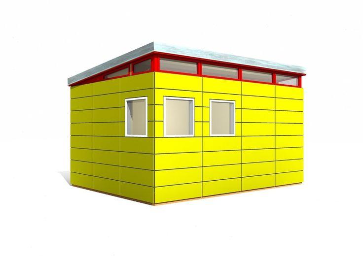 Best 25 cheap prefab homes ideas on pinterest cheap for Prefab work shed