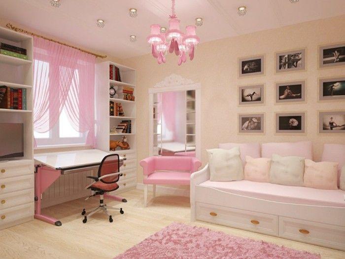 Фото 5 - Дизайт комнаты для маленькой балерины