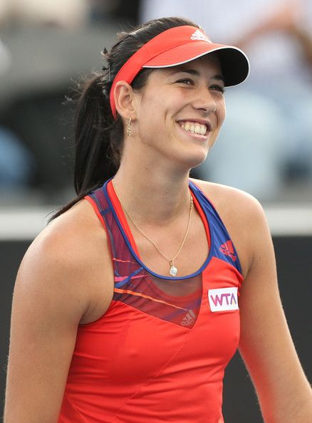 Garbine Muguruza - Had the fewest games lost en route to a title during WTA 2014, 15 games (Hobart)
