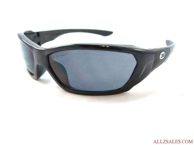 3m forceflex safety sunglasses wrap style black z87 u6