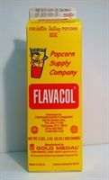 Flavacol Butter Flavored Seasoned Salt, 35oz.  $2.39/ea, $23.25/12pk, from Popcorn Supply