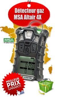 Un détecteur 4 gaz est un appareil fixe ou portable qui permet de protéger les travailleurs intervenant dans des environnements à risque. Il donne l'alerte si un gaz polluant ou dangereux est anormalement présent dans l'atmosphère. Indication en temps réel des concentrations de gaz sur l'affichage à cristaux liquides