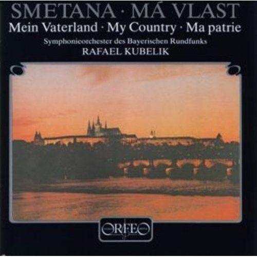Symphonieorchester Des Bayerischen Rundfunks - Smetana: My Country