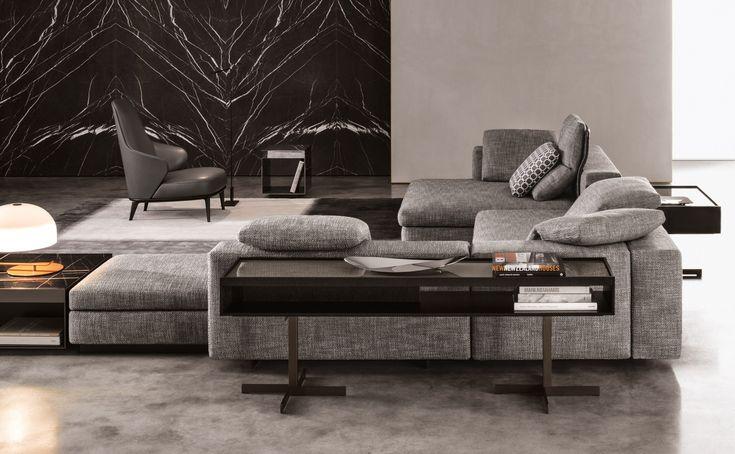 YANG by Minotti design Rodolfo Dordoni