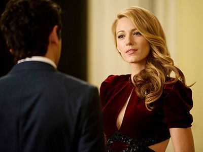 "A few minutes into The Age of Adaline, which premiered in New York City last night, a document forger gives Blake Lively's character a new passport listing her age as 29. ""You could shave off a few years,"" the..."