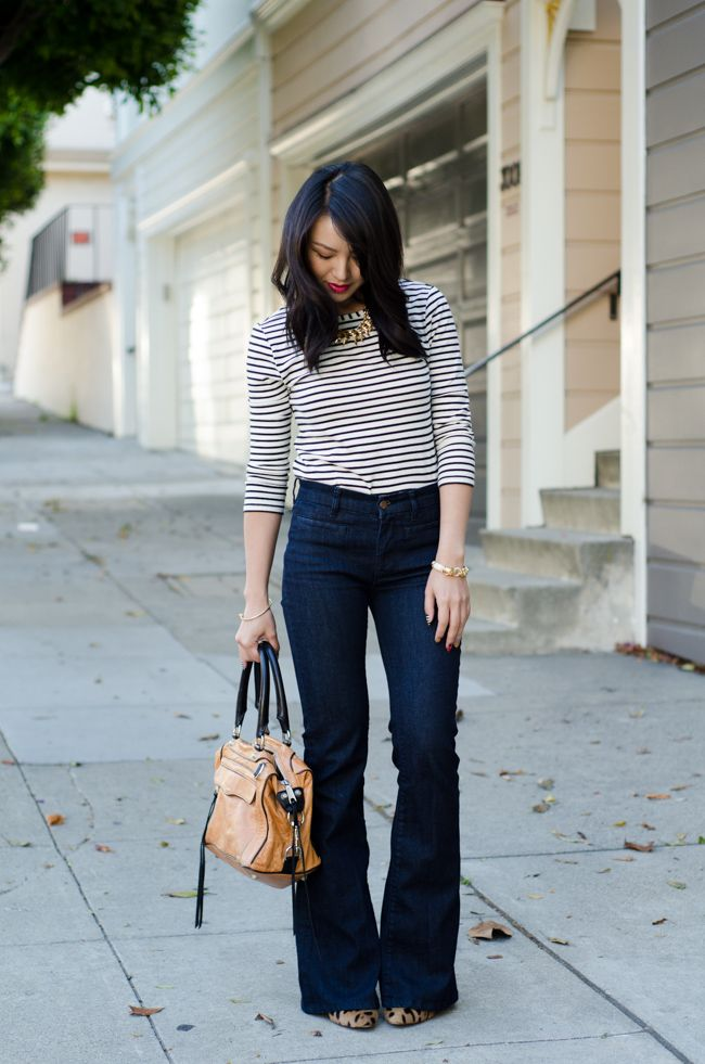 68 best images about Fashion trend-wide leg pants on Pinterest ...