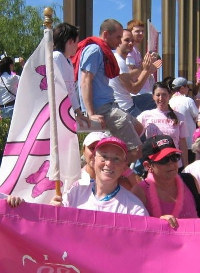 Avon Walk for Breast Cancer Washington, DC Raises