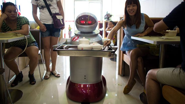 Jobs Most Likely to Be Taken Over by Robots in the Future