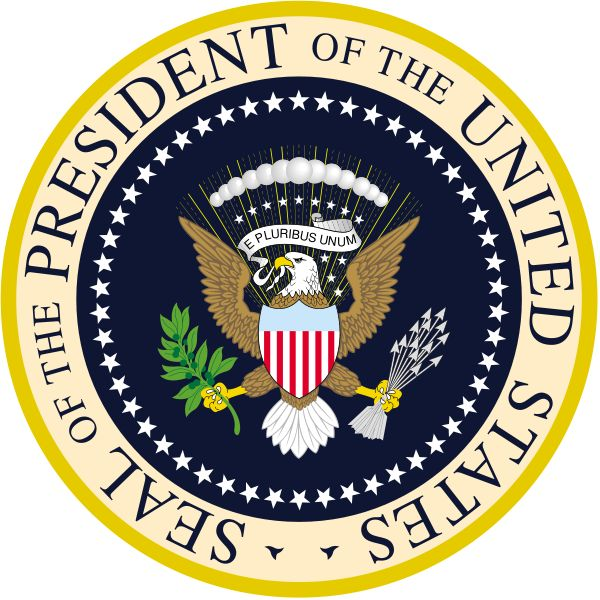:Seal Of The President Of The United States Of America