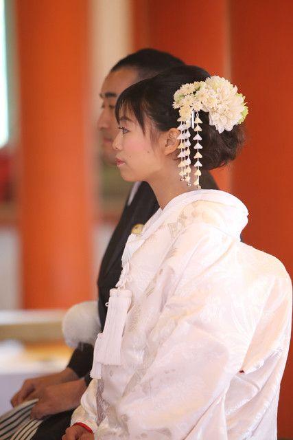 【色打掛】レトロモダンな会場と鮮やかな青 の画像|京都の神社結婚式&和装レンタル・京 和装WEDDING 華結びBLOG