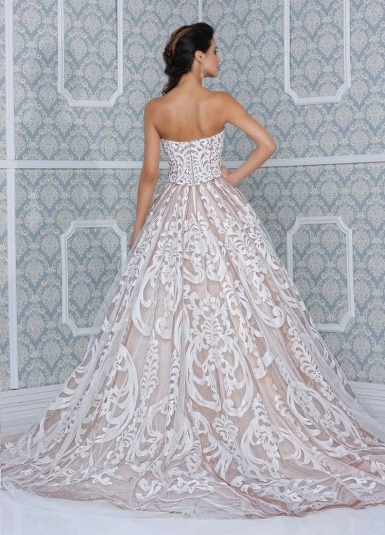 Impressions Bridal, I love this gown, so much. A little bit more poof and maybe straight neckline, but if not its still perfect and I love it.