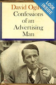 """""""We admire individuals who work exhausting, who're objective and thorough. We detest office politicians, toadies, bullies, and pompous asses. We abhor ruthlessness. The way up our ladder is open to everybody. In selling folks with high jobs, we're influenced us a lot by their character as anything else."""" -David Ogilvy    David Ogilvy was thinking of the """"father of advertising"""" and a creative genius by most of the greatest global brands. First published in 1963"""