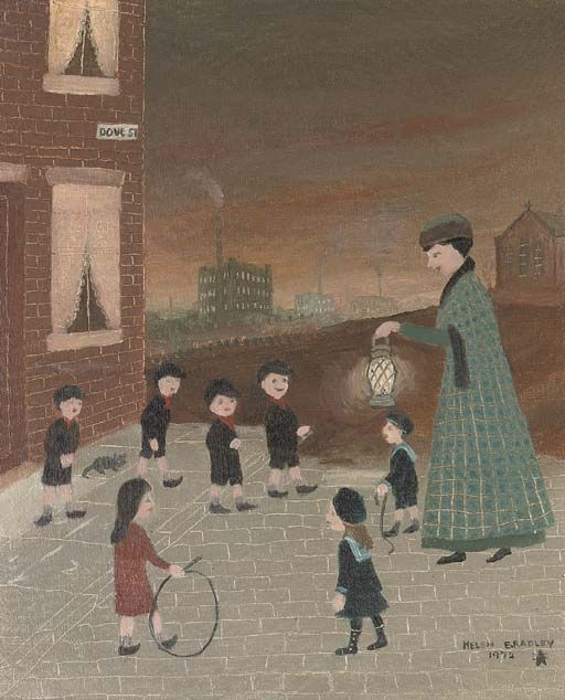 Oh where, Oh where can Gyp and Barney be!, Helen Layfield Bradley. English (1900 - 1979)