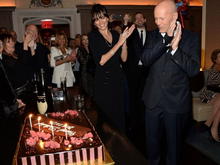 Hollywood News And Gossip Bruce Willis Celebrates 60th Birthday At Celeb-Filled Bash- Hollywood Gossip At Http://Www.Hollywoodgossipbook.Blogspot.In/