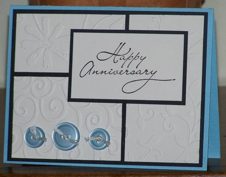 cuttlebug anniversary by lisabarker411 - Cards and Paper Crafts at Splitcoaststampers
