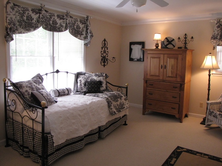 Brown Toile Bedroom Ideas: 1000+ Images About Toile Bedrooms On Pinterest
