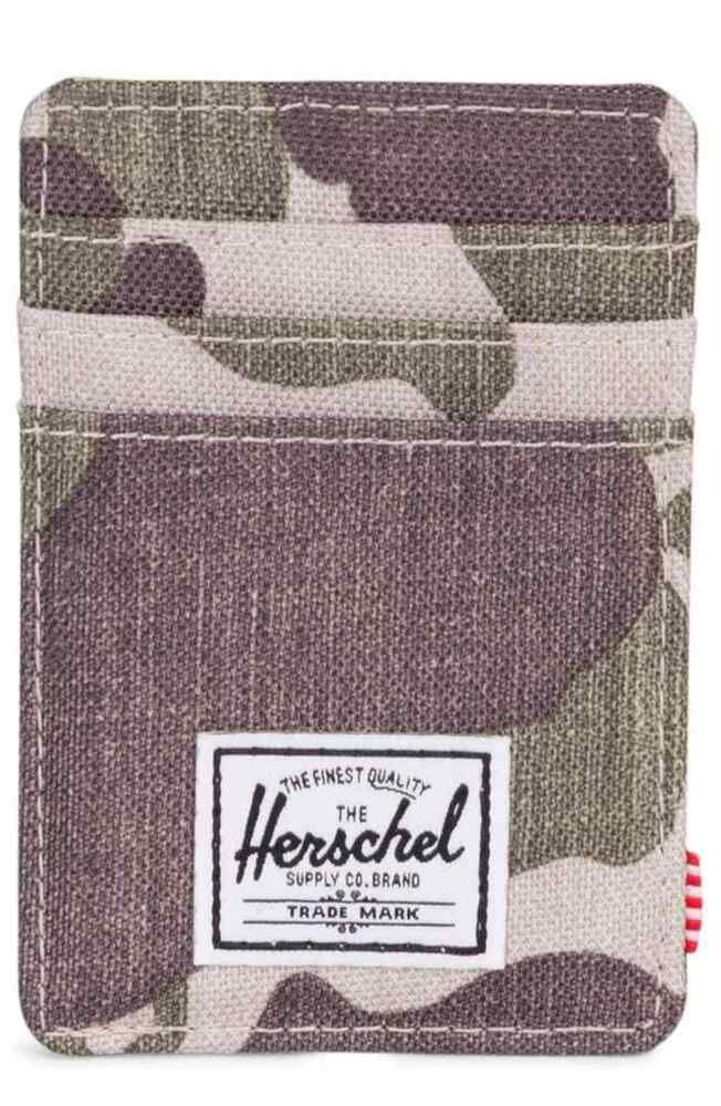5e941bf141b Herschel Supply Co. Raven Card Case Frog Camo Wallet ID Card Holder   HerschelSupplyCo  IDWallet  wallet  shopping  camo
