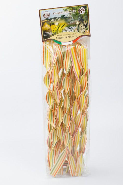 Pastificio del Colle Lingua di Suocera pasta