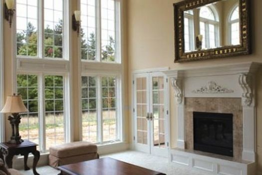 July 13, 2012 - Denuology.com: Special Window Coating Can Help People Feel Happier: Interiors Design Offices, Architectureinterior Design, Doors And Window, High Window, Architecture Interiors Design, Design Hotel, Design Home, Decor Interiors, Houses Design