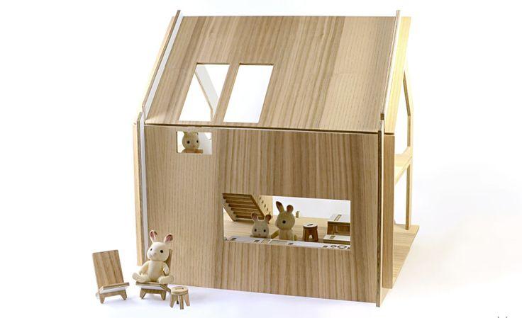 PRODUKTY   TAMIDO - domki dla lalek