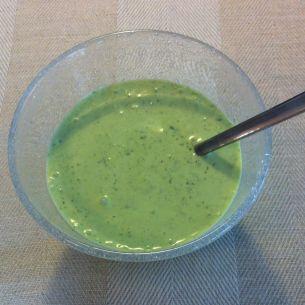 4 - Side dish - basilika sauce