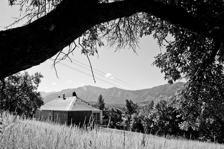 nowoczesna STODOLA gp mountain house 9