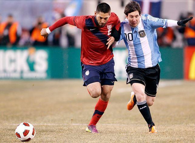 USA vs Argentina Copa America 2016 semifinals: Copa America Centenario 2016