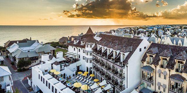 30A Hotels South Walton | The Pearl Hotel | Florida Gulf Coast