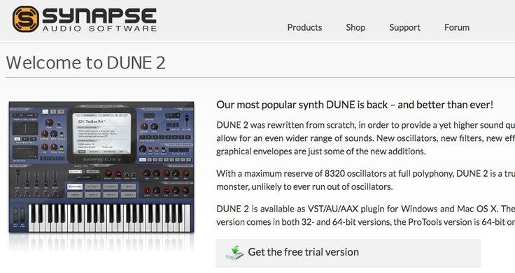 Dune 2 Vst Download