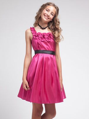 Satin Sweetheart A Line Short Junior Bridesmaid Dress Bridesmaids Play An Important Role On Modern Wedding As Those Lovable