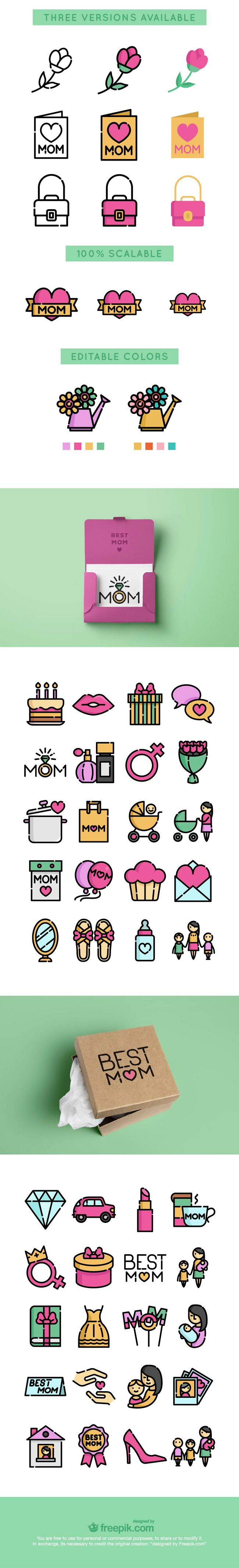 Free Mother's Day Graphics (exclusive)