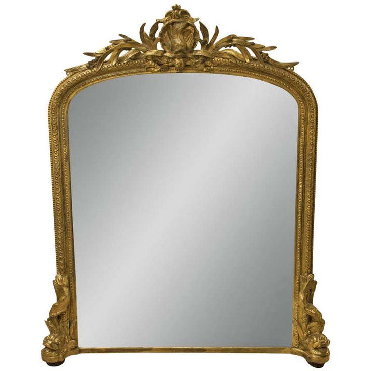 Best 25+ Overmantle mirror ideas on Pinterest | Mirror above ...