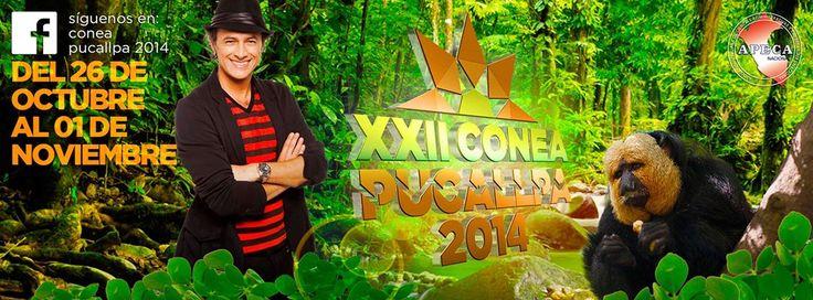 Post Facebook: Carlos Alcantara :: XXII CONEA PUCALLPA 2014