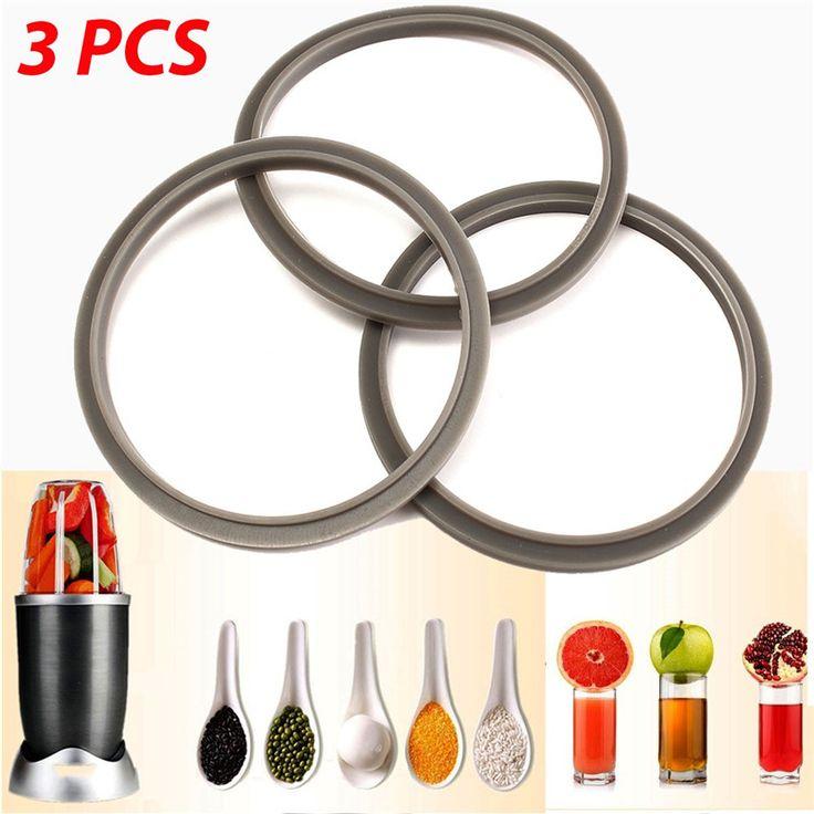 $1.69 (Buy here: https://alitems.com/g/1e8d114494ebda23ff8b16525dc3e8/?i=5&ulp=https%3A%2F%2Fwww.aliexpress.com%2Fitem%2FDurable-Quality-3Pcs-Grey-Rubber-Gaskets-For-Nutribullet-Blender-Juicer-NBR-12-MB1001-Juicer-Parts%2F32749825881.html ) Durable Quality 3Pcs Grey Rubber Gaskets For Nutribullet Blender Juicer NBR-12 MB1001 Juicer Parts for just $1.69