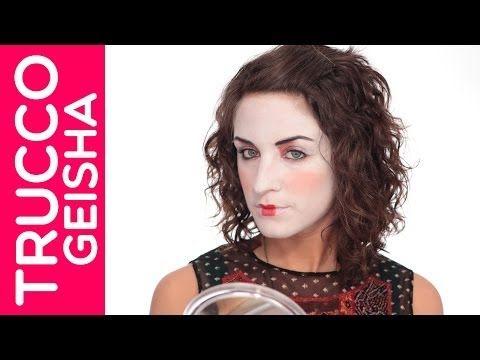 Make-up Geisha | Marta Makeup Artist | Video Tutorial di Trucco