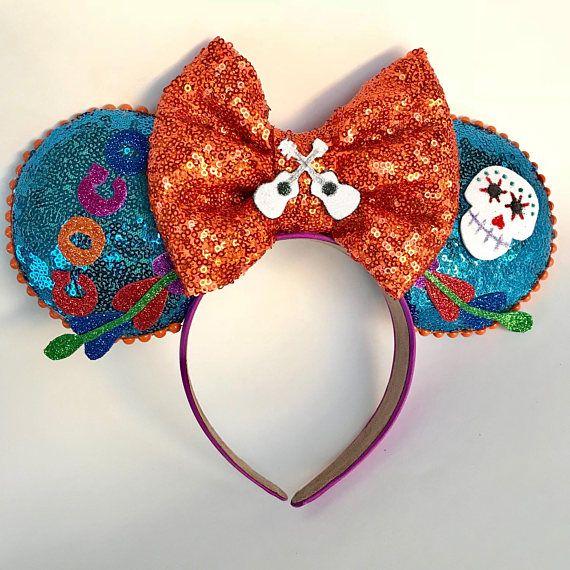 Coco inspired ears
