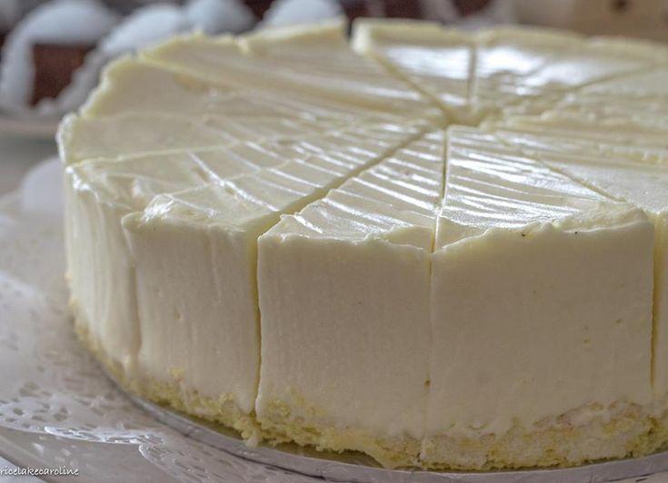 White Chocolate Cake at Elmhirst's Resort #sundaybrunch