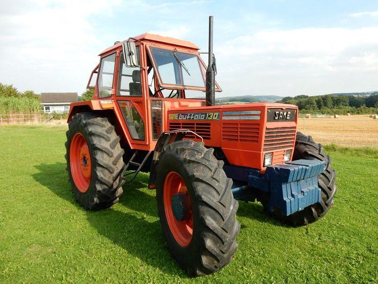 SAME Buffalo 130 DT Schlepper 6 Zylinder TÜV Traktor Kabine Trecker Top Bulldog   eBay