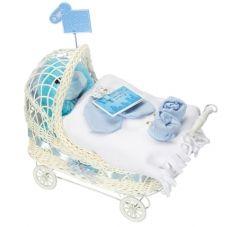 Erkek bebek hediye sepeti ile en ucuz doğum hediyesini siz verin