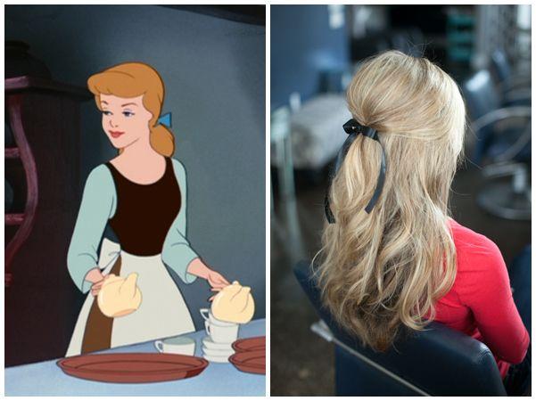 cinderella hairstyle - Google Search