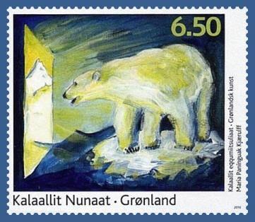 A grönlandi multi-művész 1980-ban született, Nuukban nőtt fel. 2005-ben szerzett diplomát szépművészetből, Új-Skóciában és New Yorkban tanult.