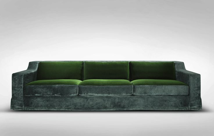Jetlag sofa by india mahdavi designer india mahdavi for India mahdavi furniture