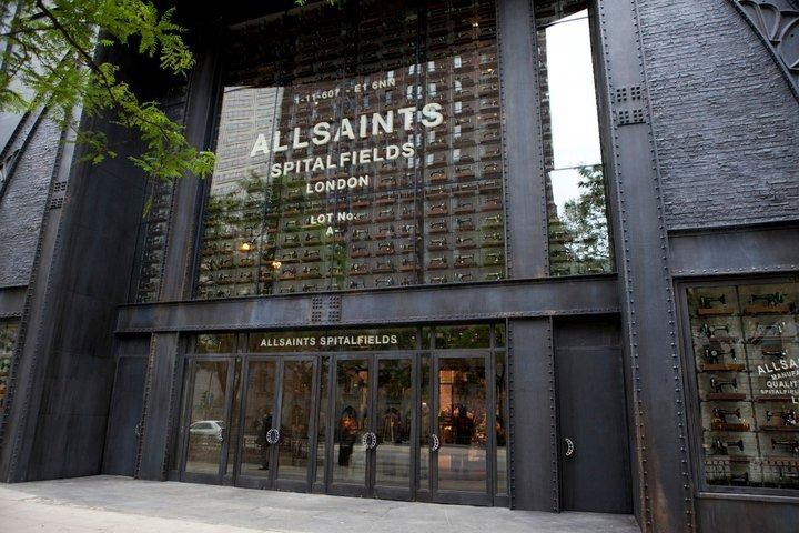 AllSaints Spitalfields Michigan Avenue Chicago 32