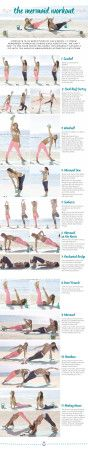Tone It Up: Mermaid Workout