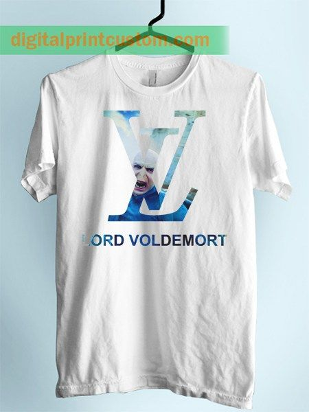 Harry Potter Lord Voldemort Unisex Adult Tshirt
