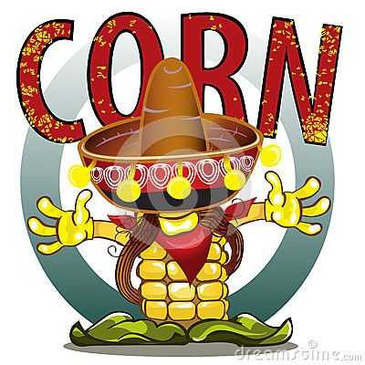 Image result for Quick Ideas To Serve Corn cartoon