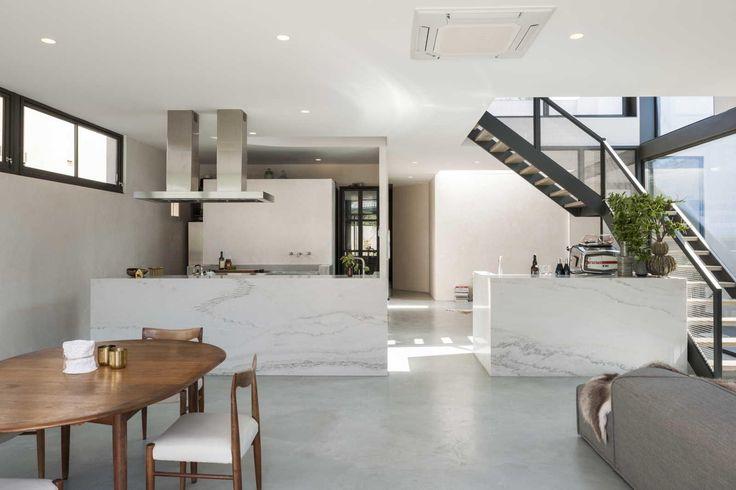 Ridolfi Architecture – Winner –                  Architect-designed Kitchen